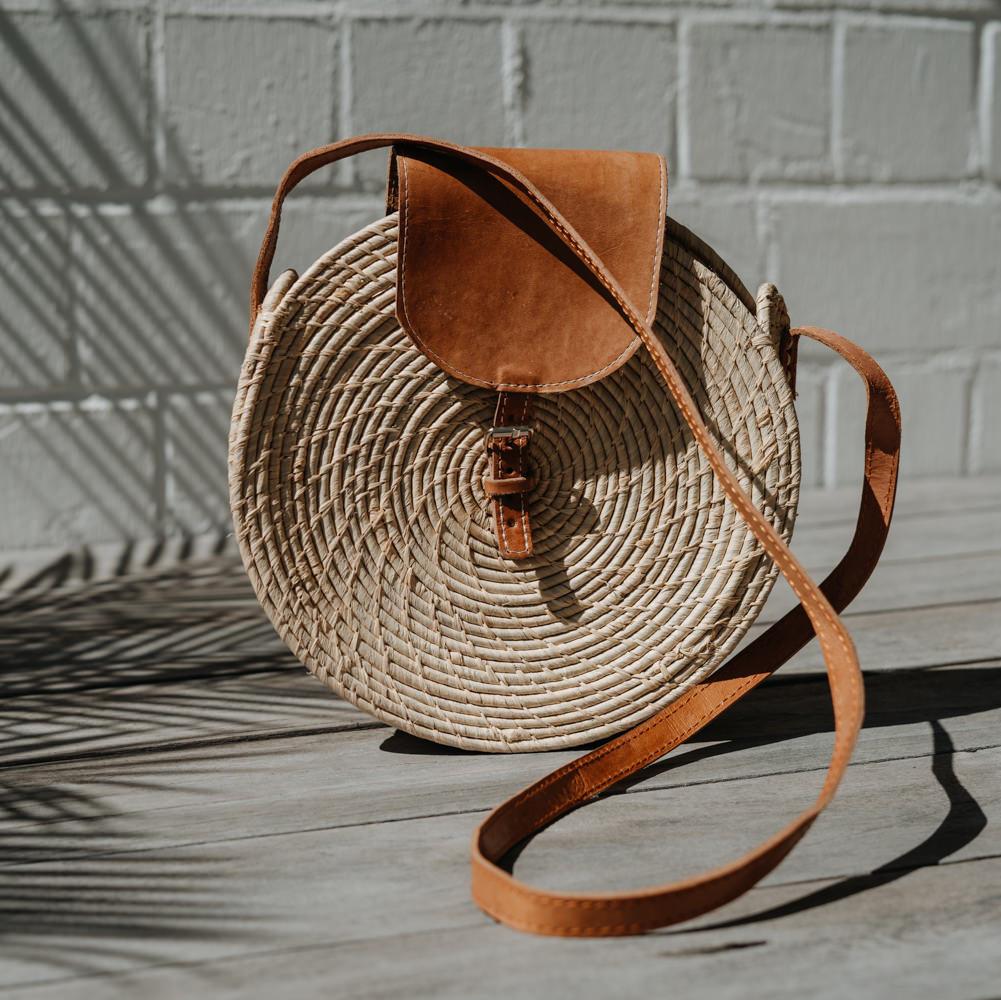 Handtasche VILIA Natur